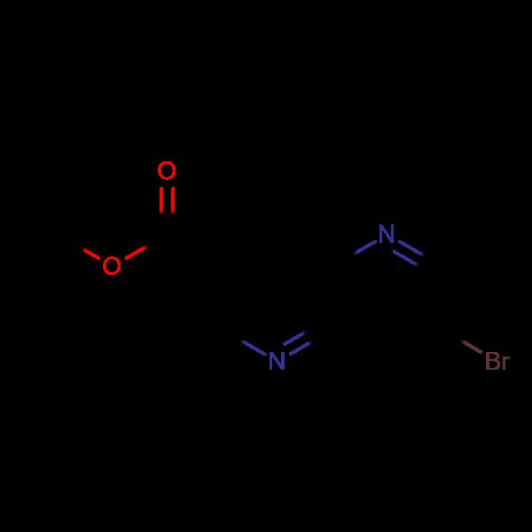 Methyl 7-bromo-1,5-naphthyridine-3-carboxylate