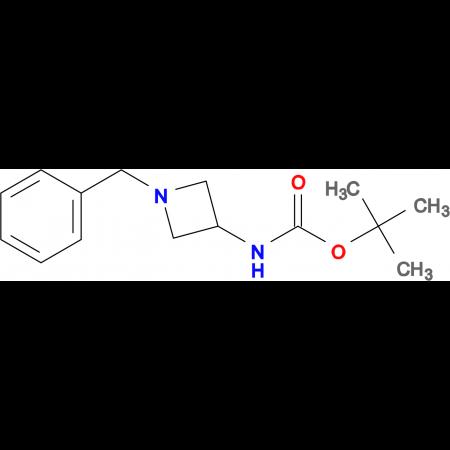 tert-Butyl (1-benzylazetidin-3-yl)carbamate