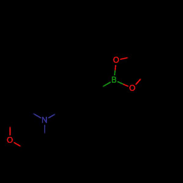 4-(4-(4,4,5,5-Tetramethyl-1,3,2-dioxaborolan-2-yl)cyclohex-3-en-1-yl)morpholine
