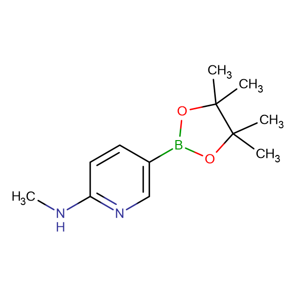 N-Methyl-5-(4,4,5,5-tetramethyl-1,3,2-dioxaborolan-2-yl)pyridin-2-amine