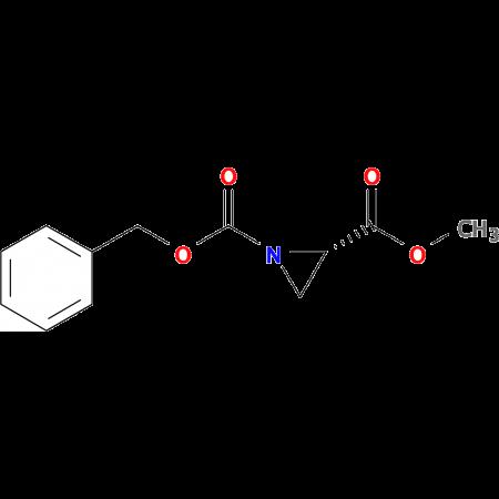 (S)-1-Benzyl 2-methyl aziridine-1,2-dicarboxylate