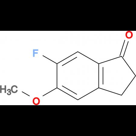 6-Fluoro-5-methoxy-2,3-dihydro-1H-inden-1-one