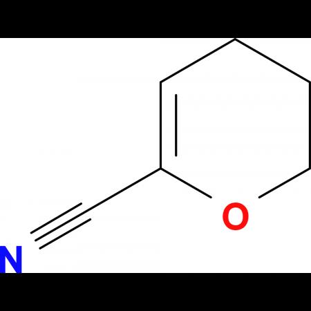 3,4-Dihydro-2H-pyran-6-carbonitrile