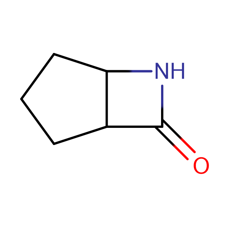 6-Azabicyclo[3.2.0]heptan-7-one