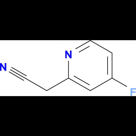 2-(4-Fluoropyridin-2-yl)acetonitrile