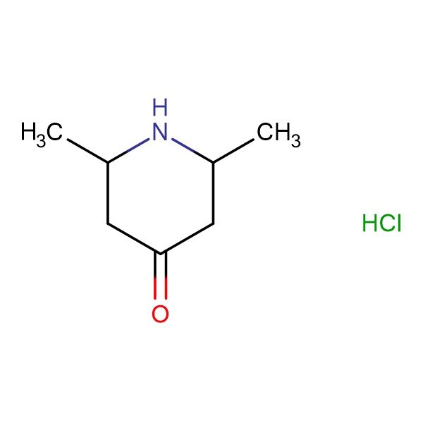 2,6-Dimethylpiperidin-4-one hydrochloride