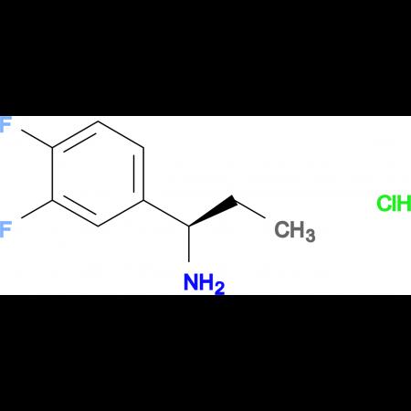 (R)-1-(3,4-Difluorophenyl)propan-1-amine hydrochloride