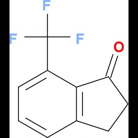 7-(Trifluoromethyl)-2,3-dihydro-1H-inden-1-one