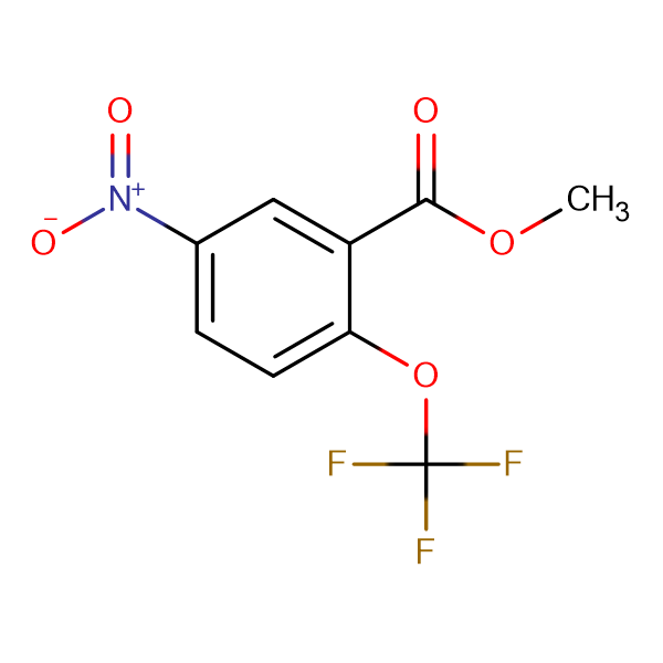 Methyl 5-nitro-2-(trifluoromethoxy)benzoate