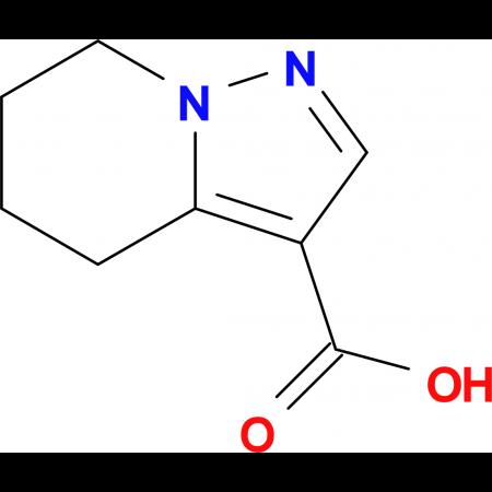 4,5,6,7-Tetrahydropyrazolo[1,5-a]pyridine-3-carboxylic acid
