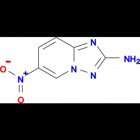6-Nitro-[1,2,4]triazolo[1,5-a]pyridin-2-amine