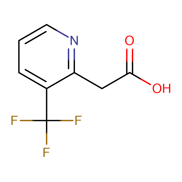 2-(3-(Trifluoromethyl)pyridin-2-yl)acetic acid