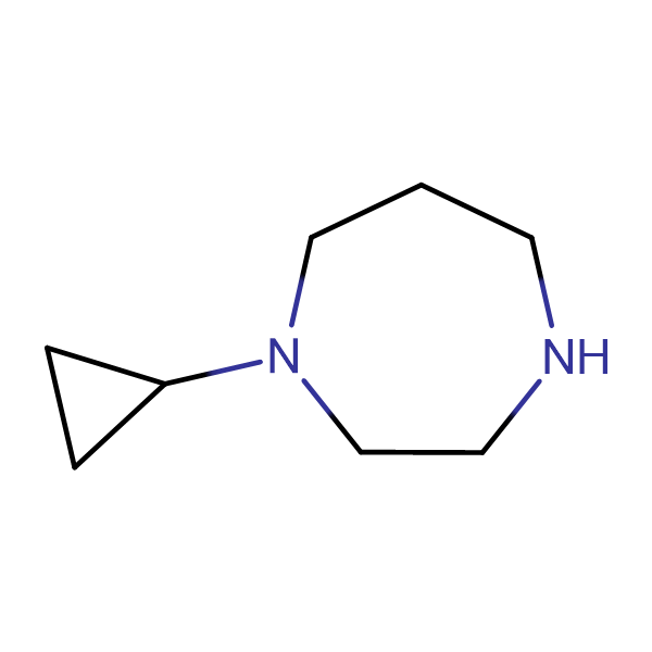 1-Cyclopropyl-[1,4]diazepane