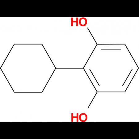 2-Cyclohexyl-benzene-1,3-diol