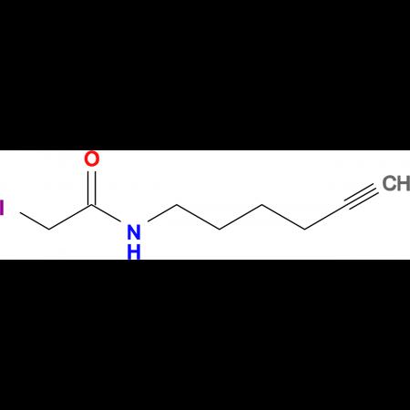 N-Hex-5-ynyl-2-iodo-acetamide