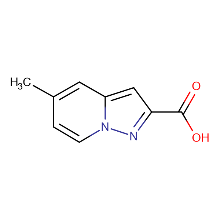 5-methylpyrazolo[1,5-a]pyridine-2-carboxylic acid