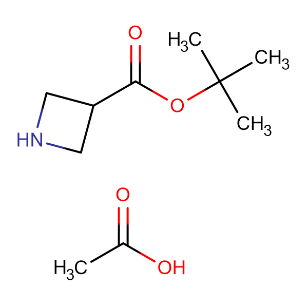 TERT-BUTYL AZETIDINE-3-CARBOXYLATE HOAC