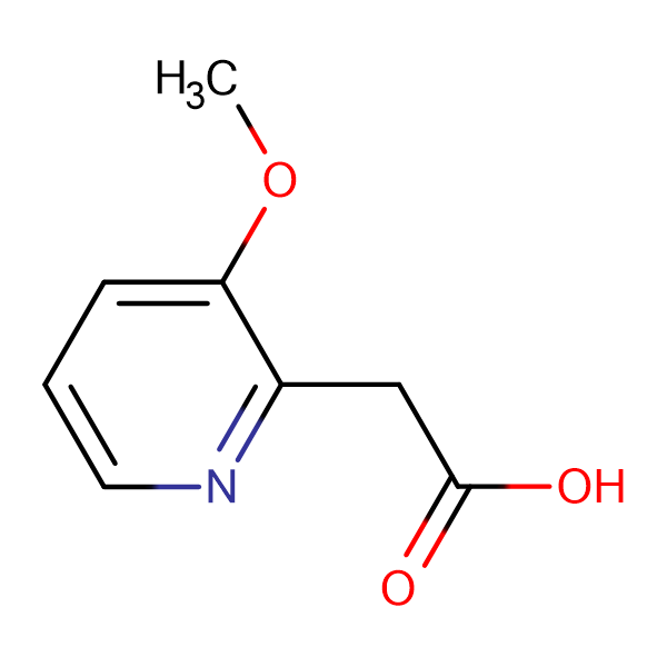 2-(3-METHOXYPYRIDIN-2-YL)ACETIC ACID