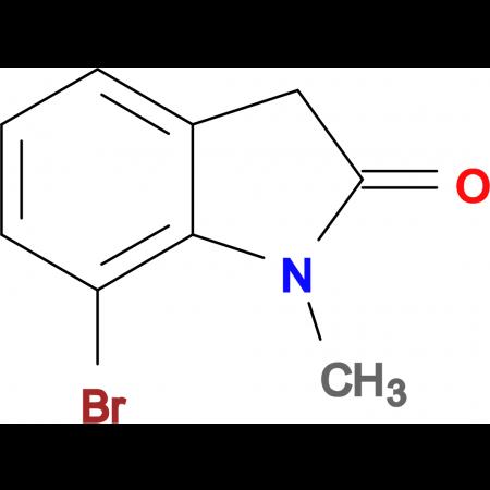 7-BROMO-1-METHYLINDOLIN-2-ONE
