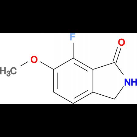 7-FLUORO-6-METHOXYISOINDOLIN-1-ONE