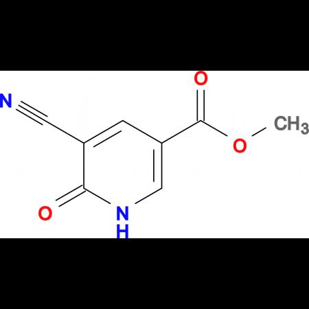 METHYL 5-CYANO-6-OXO-1,6-DIHYDROPYRIDINE-3-CARBOXYLATE