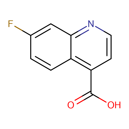 7-FLUOROQUINOLINE-4-CARBOXYLIC ACID