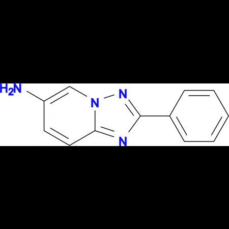 2-PHENYL-[1,2,4]TRIAZOLO[1,5-A]PYRIDIN-6-AMINE