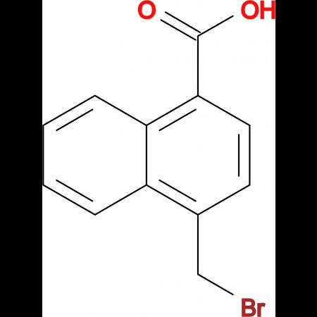 4-(BROMOMETHYL)NAPHTHALENE-1-CARBOXYLIC ACID