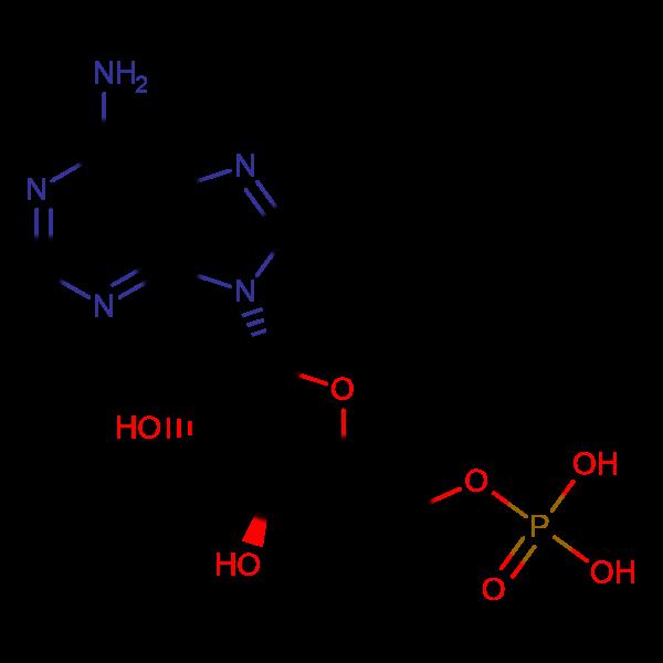 9-BETA-D-ARABINOFURANOSYL-ADENINE-5'-MONOPHOSPHATE