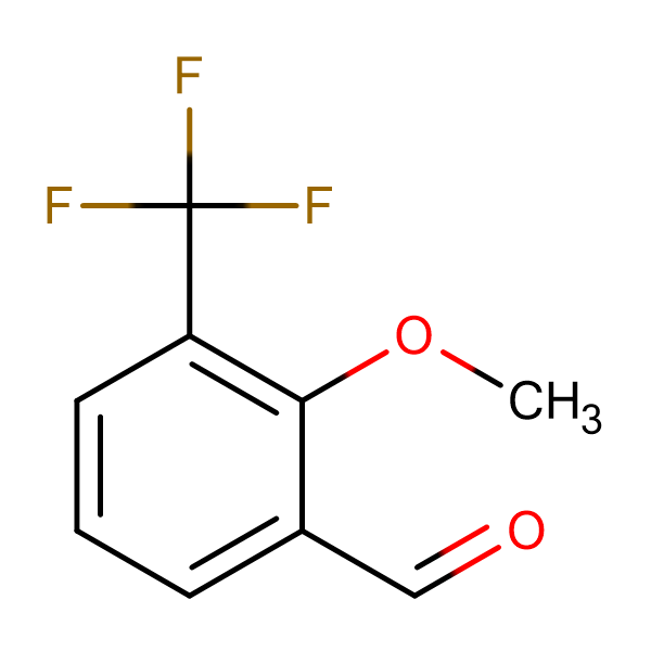 2-Methoxy-3-(trifluoromethyl)benzaldehyde