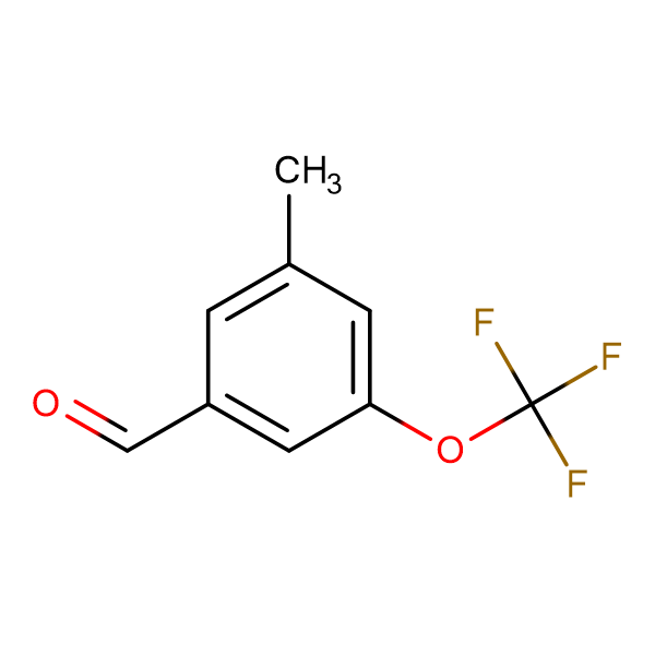 3-Methyl-5-(trifluoromethoxy)benzaldehyde