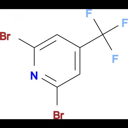 2,6-Dibromo-4-(trifluoromethyl)pyridine