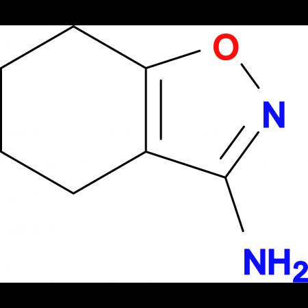 4,5,6,7-Tetrahydrobenzo[d]isoxazol-3-amine