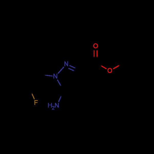 Ethyl 5-amino-1-(2-fluorophenyl)-1H-pyrazole-3-carboxylate