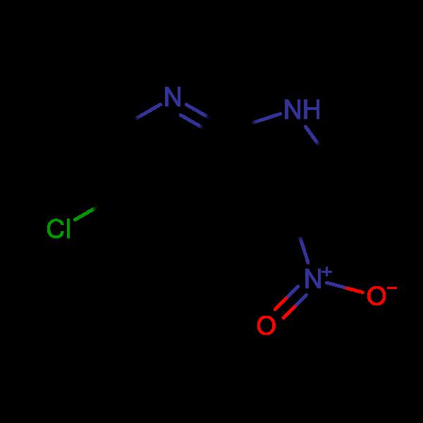 5-Chloro-6-methyl-3-nitro-1H-pyrrolo[2,3-b]pyridine