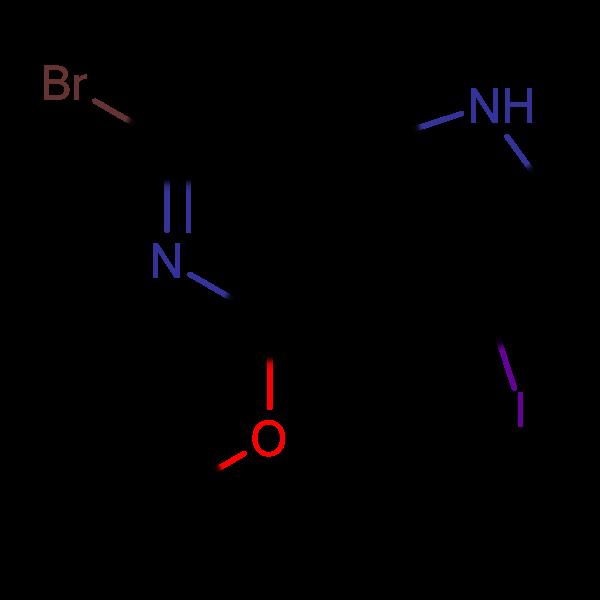 6-Bromo-3-iodo-4-methoxy-1H-pyrrolo[3,2-c]pyridine