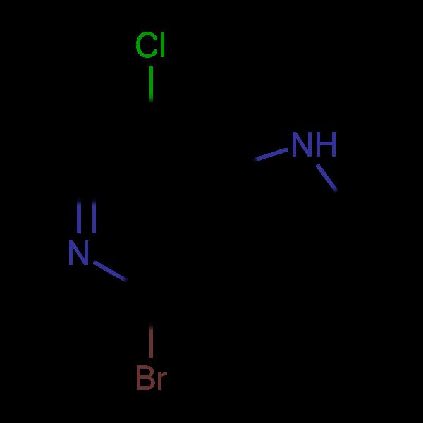 4-Bromo-7-chloro-1H-pyrrolo[3,2-c]pyridine