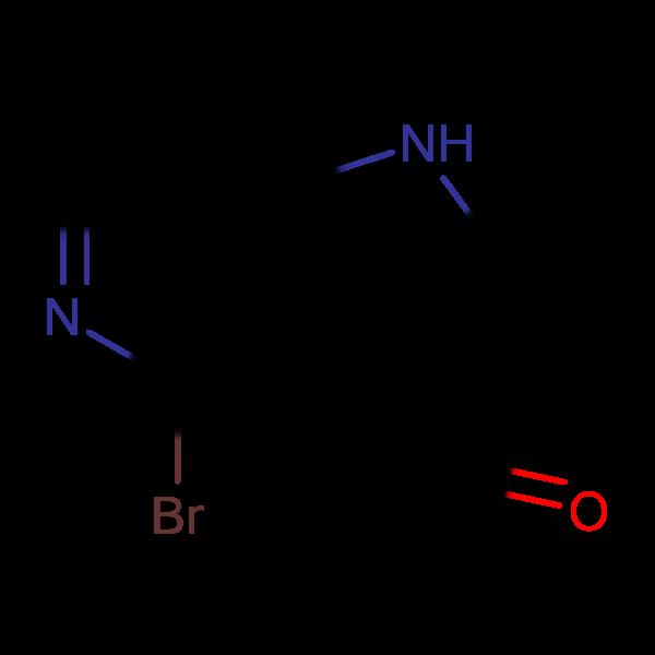 4-Bromo-1H-pyrrolo[3,2-c]pyridine-3-carbaldehyde