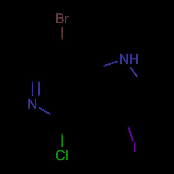7-Bromo-4-chloro-3-iodo-1H-pyrrolo[3,2-c]pyridine