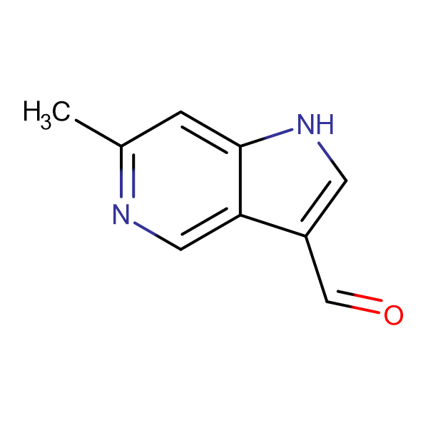 6-Methyl-1H-pyrrolo[3,2-c]pyridine-3-carbaldehyde