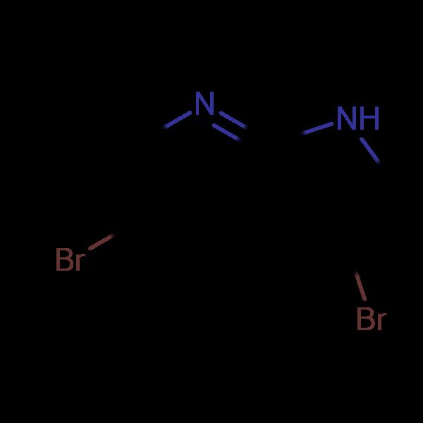 3,5-Dibromo-6-methyl-1H-pyrrolo[2,3-b]pyridine