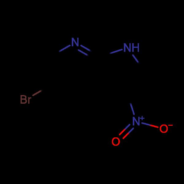 5-Bromo-6-methyl-3-nitro-1H-pyrrolo[2,3-b]pyridine