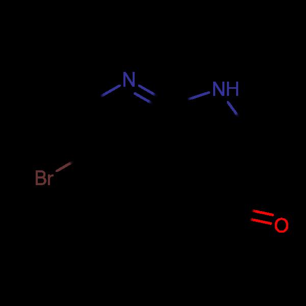 5-Bromo-6-methyl-1H-pyrrolo[2,3-b]pyridine-3-carbaldehyde