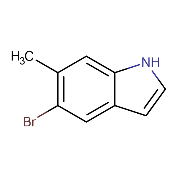 5-Bromo-6-methyl-1H-indole