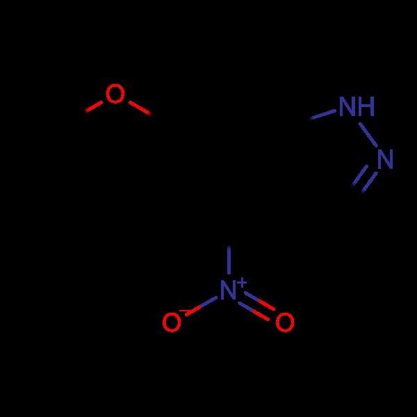 6-Methoxy-4-nitro-1H-indazole