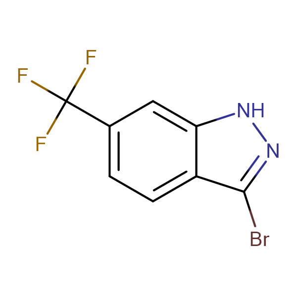 3-Bromo-6-(trifluoromethyl)-1H-indazole