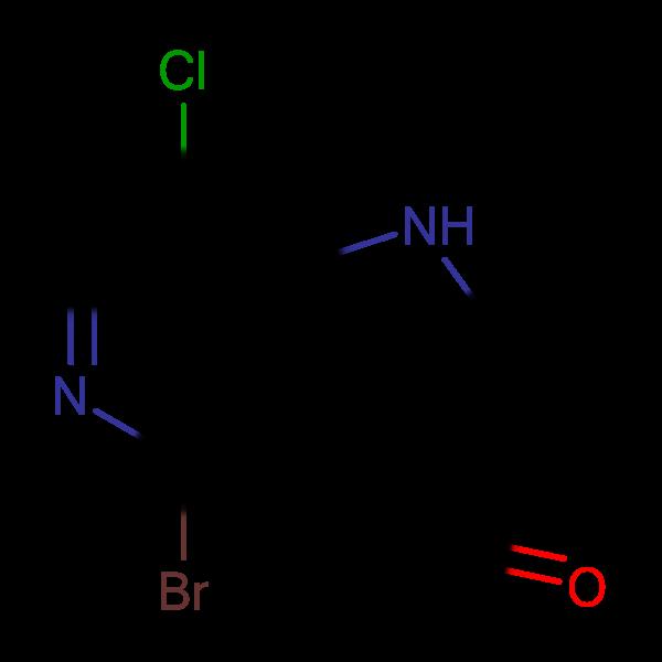 4-Bromo-7-chloro-1H-pyrrolo[3,2-c]pyridine-3-carbaldehyde
