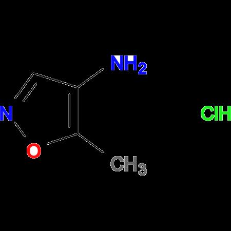 5-Methylisoxazol-4-amine hydrochloride