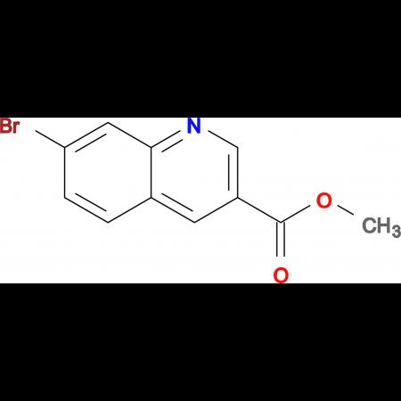 Methyl 7-bromoquinoline-3-carboxylate