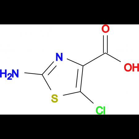 2-Amino-5-chlorothiazole-4-carboxylic acid